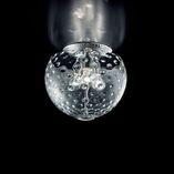 Derby 35 soffitto cristallo trasparente.60