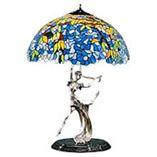 настольная лампа T 734 + B 355 A
